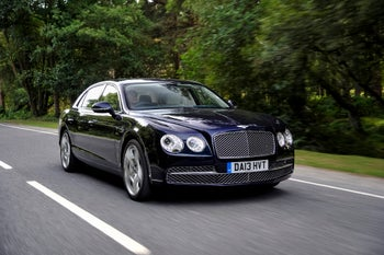 Picture of Bentley Flying Spur